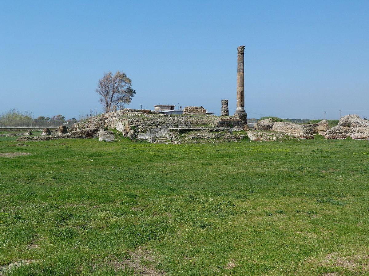 Il Parco Archeologico di Liternum: la terra di Scipione e i luoghi del mito ieri e oggi